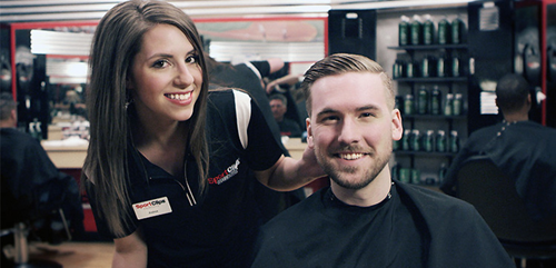 Sport Clips Haircuts of Prince Frederick  Haircuts
